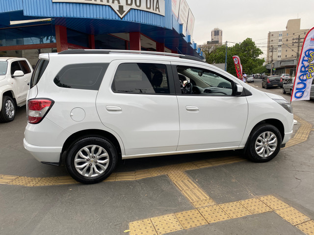 Gm Chevrolet spin ltz 7 lugares automático 2018 - Foto 7