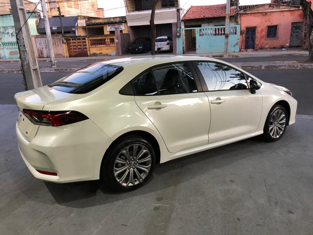 Corolla XEI 2.0 Branco Perola 2021 - Foto 6