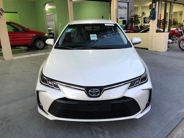 Corolla XEI 2.0 Branco Perola 2021