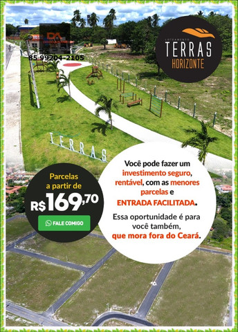 Loteamento Terras Horizonte $%¨& - Foto 8