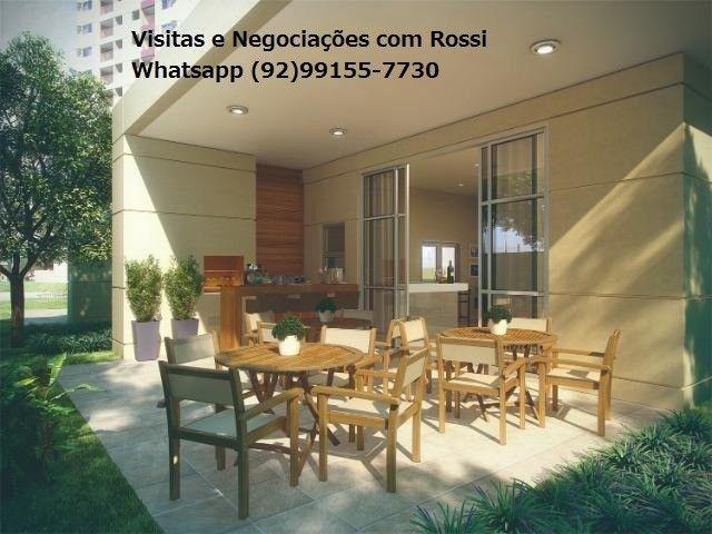 Melhor localização de Manaus= Condominio paradise proximo a tudo para sua Familia - Foto 4