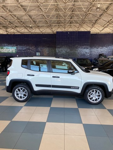 Jeep Renegade Sport, muito novo!  - Foto 4