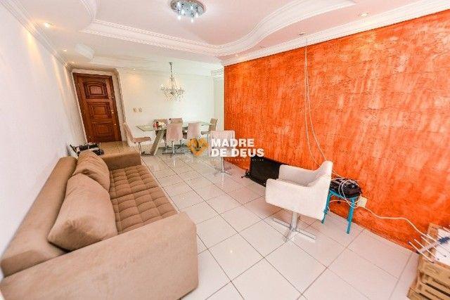 Excelente apartamento no bairro Cocó com 90m² - Fortaleza