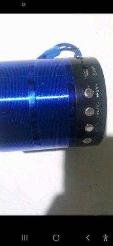 Mini caixa de som Bluetooth  - Foto 3