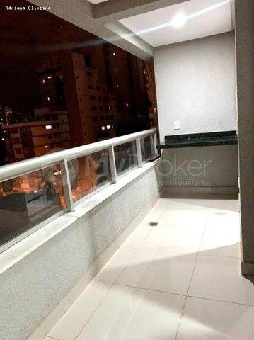 Apartamento para Venda em Goiânia, setor oeste, 2 dormitórios, 1 suíte, 2 banheiros, 1 vag - Foto 11
