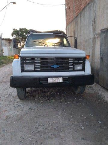 Caminhão D 12000 C/ Munck 3,5 Ton. .