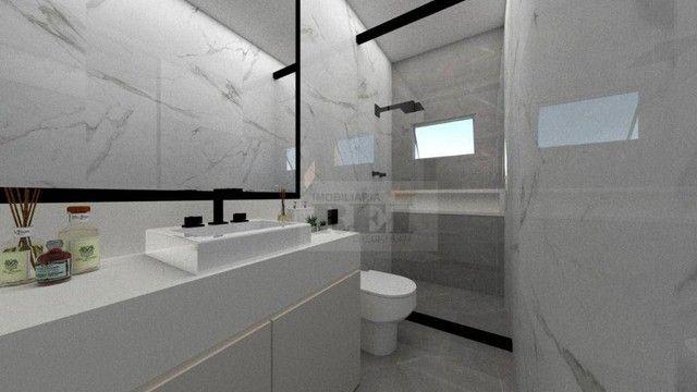 Casa com 4 dormitórios à venda, 455 m² por R$ 2.100.000 - Condominio Solar Do Bosque - Rio - Foto 5