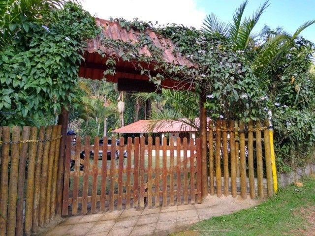 Chácara com casa e riacho na região Serrana  - Foto 6