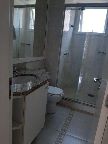 Alugo Apto Mobiliado de 3 dormitórios Bairro Petrópolis - Foto 5