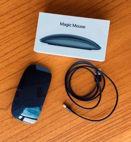 Magic Mouse 2 Apple Cinza Espacial