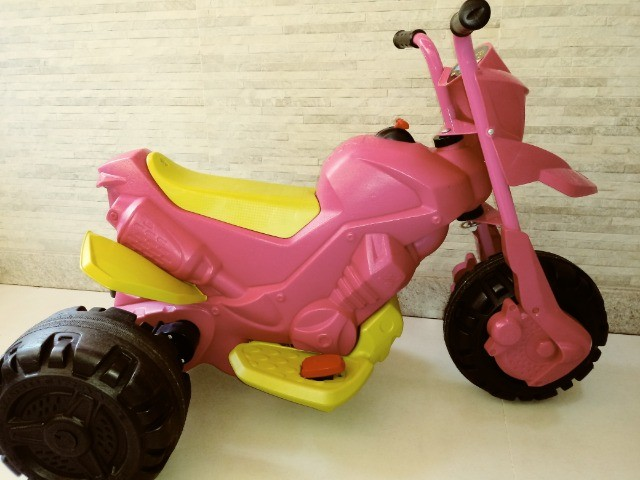 Motoca Elétrica Infantil