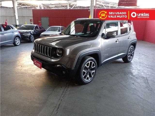 Jeep Renegade 2021 1.8 16v flex longitude 4p automático - Foto 2