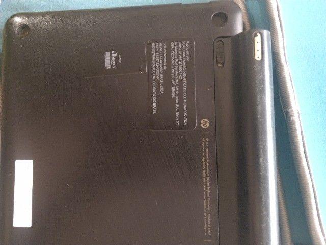 Netbook+Fone+Carregador (sem HD e memória RAM)) - Foto 5