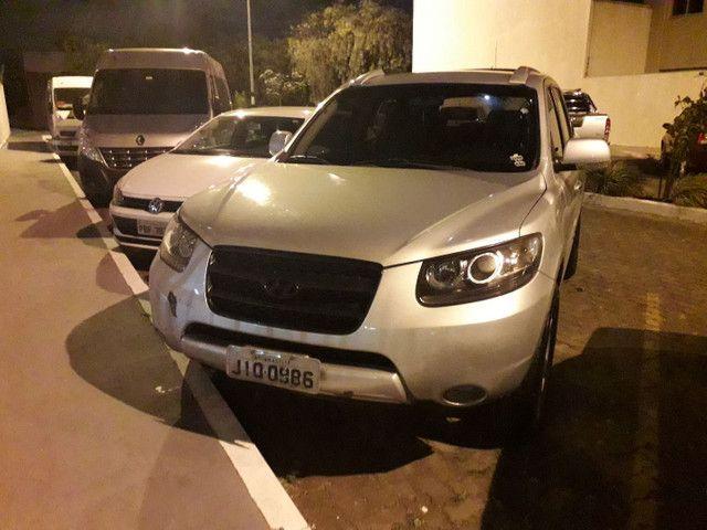 Hyundai Santa Fé  Ágio consorcio