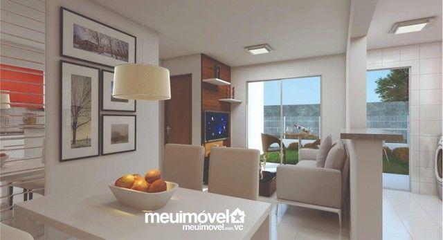 15# Apartamentos com elevador e porcelanato no Turu com entrada facilitada - Foto 7