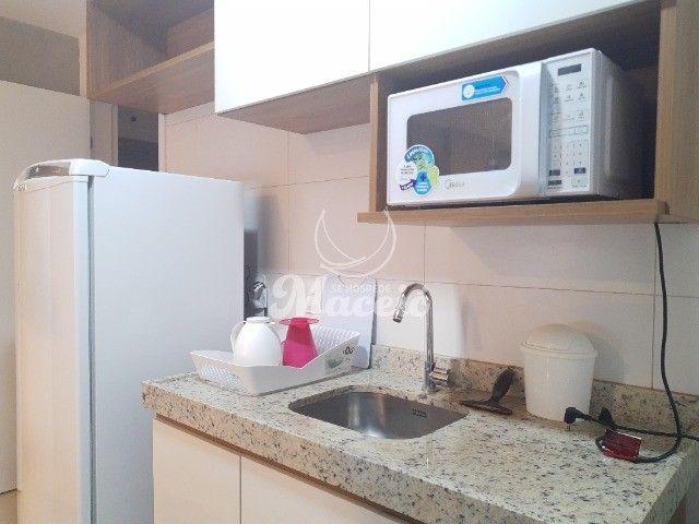 Apartamento Quarto e sala mobiliado na Ponta Verde - Foto 14