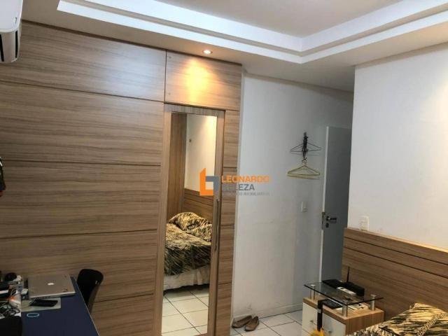 Casa Plana em Condomínio, 3 qtos à venda, 120 m² por R$ 260.000 - Lagoa Redonda - Fortalez - Foto 2