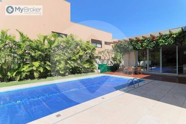Casa com 4 dormitórios à venda, 576 m² por R$ 5.200.000,00 - Residencial Alphaville - Goiâ - Foto 15