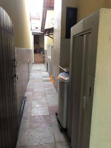 Casa Plana em Condomínio, 3 qtos à venda, 120 m² por R$ 260.000 - Lagoa Redonda - Fortalez - Foto 6