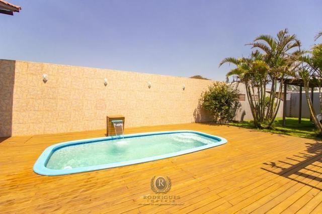 Casa com piscina 04 dormitórios Arroio do Sal RS - Foto 8