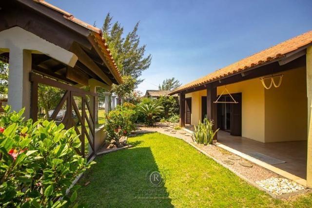 Casa com piscina 04 dormitórios Arroio do Sal RS - Foto 6