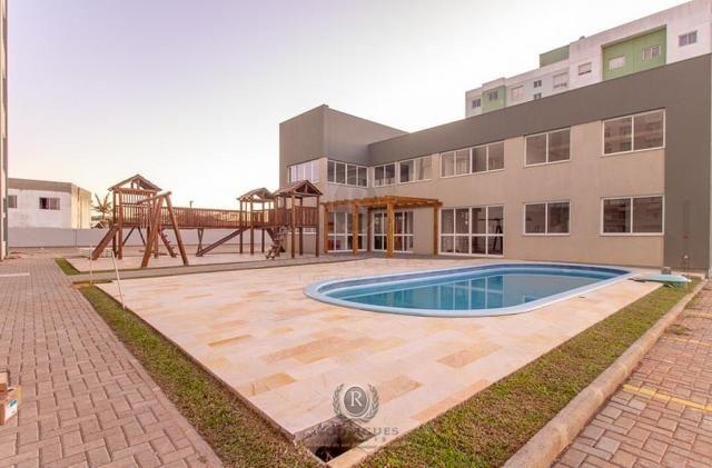 Apto Novo 2 dormitórios ( sendo 1 suite) em Torres - Foto 3