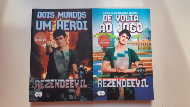 Rezendeevil: De volta ao jogo; Dois mundos um herói