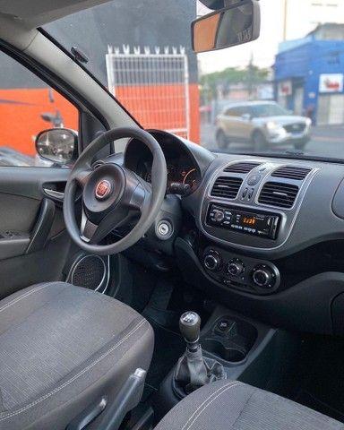 Fiat palio 1.0 Attractive 2017/2017 100% novo - Revisado com garantia - uno em Promoção - Foto 8