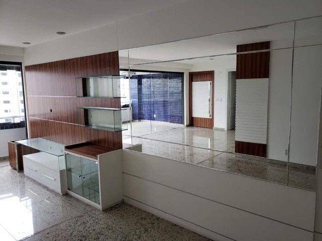 Cond. Piazza Navona, Cocó-  Amplo Apartamento com Três Suítes - Foto 4