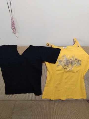 Seis blusas Novas! - Foto 3
