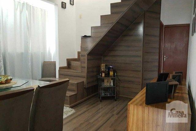 Apartamento à venda com 2 dormitórios em Castelo, Belo horizonte cod:279623 - Foto 3