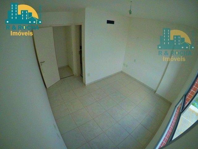 River Side (Ao Lado do Shopping Ponta Negra) - Apto com 2 quartos (1 suíte) - 66m². - Foto 4