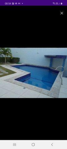 Linda Casa 4 suítes, nascente Condomínio fechado - Lauro de Freitas  - Foto 13