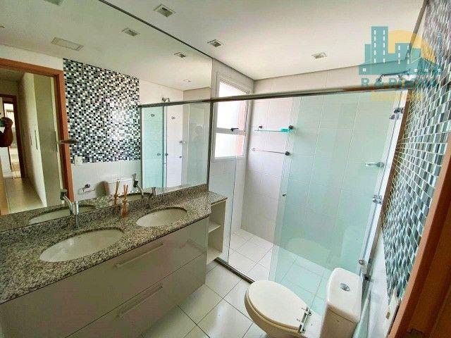 Authentic Recife - 3 Suítes (1 suíte master) - 140m² - Andar Alto - 3 vagas cobertas - Foto 12