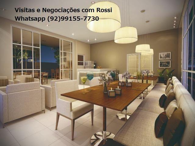 Melhor localização de Manaus= Condominio paradise proximo a tudo para sua Familia - Foto 6