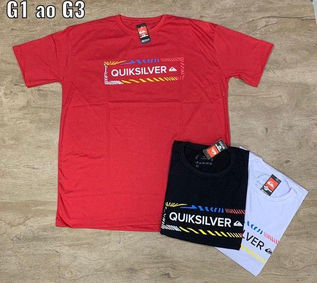 Camisas G1 G2 G3 atacado apartir de R$23,99 apartir de 6 peças  - Foto 5