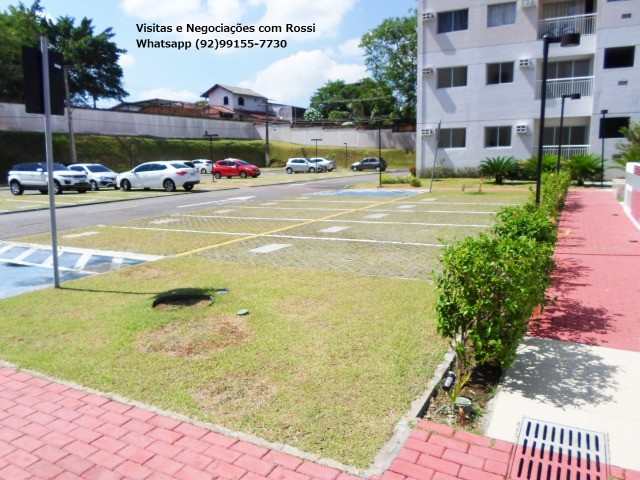 Melhor localização de Manaus= Condominio paradise proximo a tudo para sua Familia - Foto 17