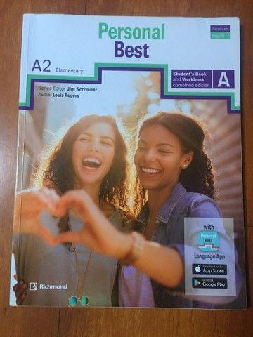 Apostila de Inglês Personal Elementary A e B