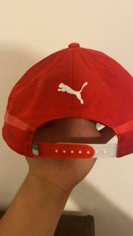 Boné Puma Scuderia Ferrari  - Foto 3