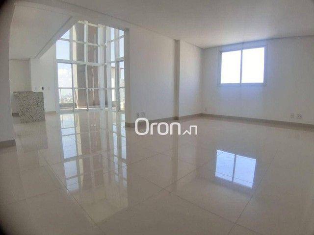 Apartamento Duplex com 2 dormitórios à venda, 145 m² por R$ 923.000,00 - Setor Oeste - Goi - Foto 11