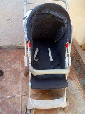 Carrinho de bebe da galzerano unissex  - Foto 2