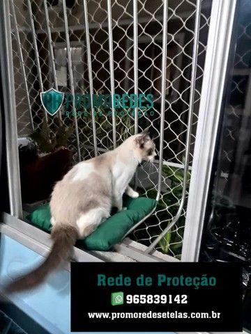 Rede de proteção  - Foto 3