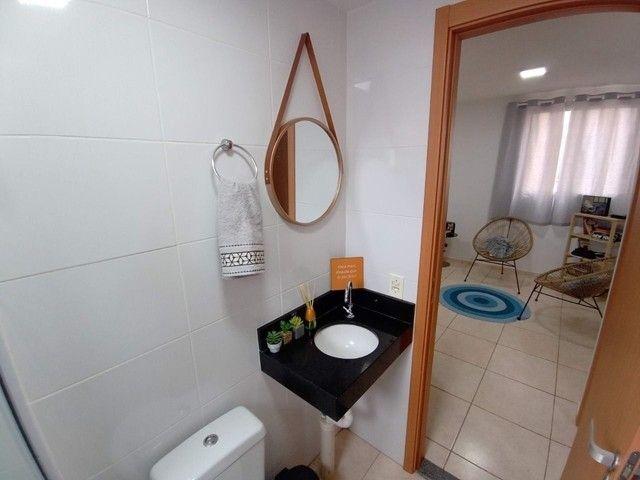 Lindo Apartamento no Residencial Castelo Del Mont Próximo Uniderp - Foto 14