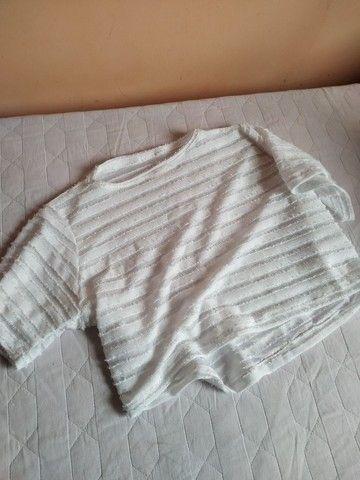 Desapego blusas e casacos  - Foto 5