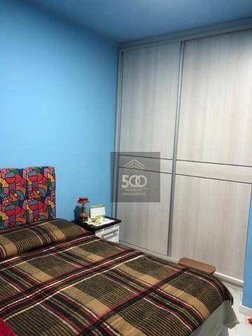 Apartamento com 4 dormitórios à venda, 108 m² por R$ 519.900,00 - Balneário - Florianópoli - Foto 14