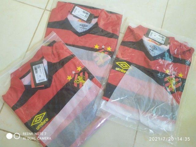 Camisa Sport Recife - Foto 5