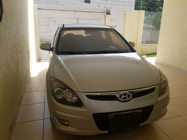 Hyundai I30 2010/2011, automatico, prata, KM 164700 - Foto 2
