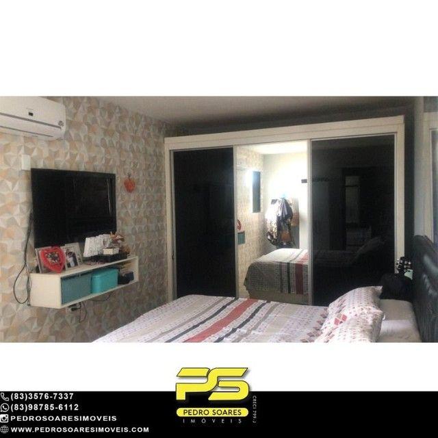 Apartamento com 4 dormitórios à venda, 96 m² por R$ 230.000 - Água Fria - João Pessoa/PB - Foto 7