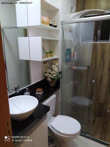 Apartamento para Venda em Várzea Grande, Ponte Nova, 2 dormitórios, 1 banheiro, 1 vaga - Foto 12