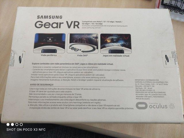 Gear VR Samsung usado - Foto 3